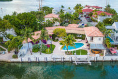 Key West waterfront property