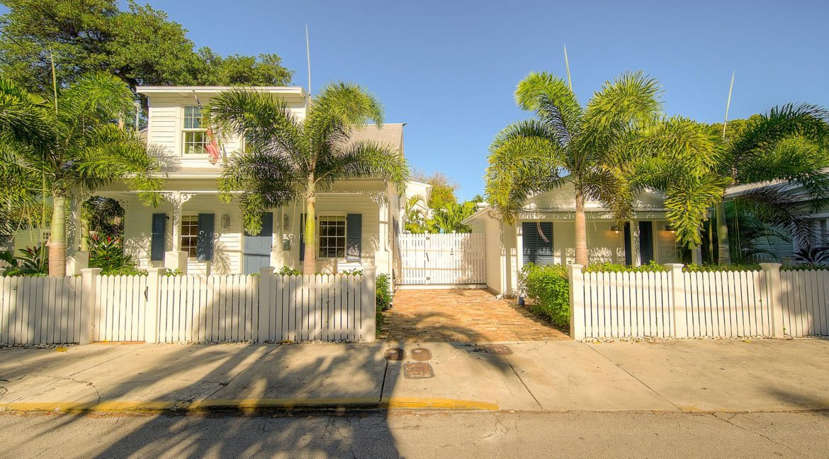 711 Olivia Street located in the heart of Old Town Key West.