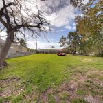 Large 7,348 sf corner lot conveniently located in New Town