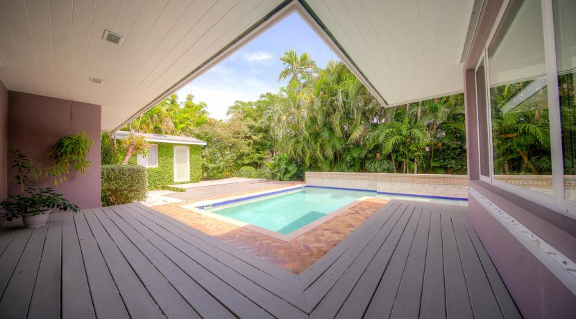 pool and patio with outdoor space, 900 Johnson St