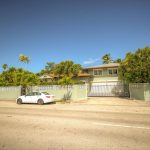 3821 Flagler Avenue sits this solidly built CBS family home