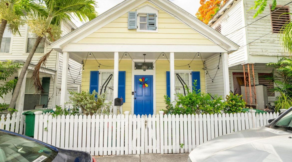 Located in the X Flood Zone, this 3 BD/2 BA centrally located Key West home is one not to be missed