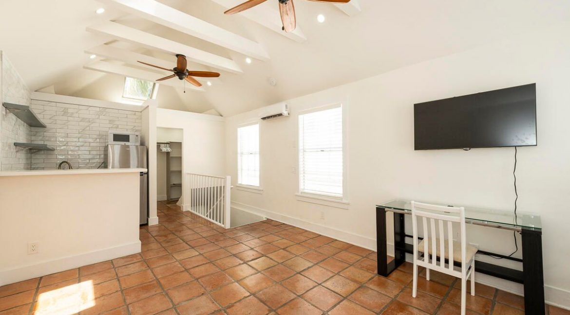 Great opportunity to own a prime piece of Key West mix-use real estate with your very own pied-a-terre in Old Town!
